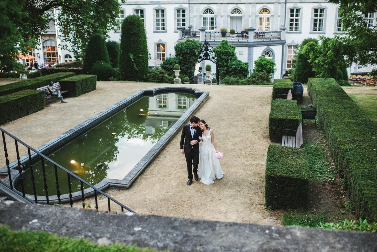 Hochzeit Schloss Kasteel Bloemendal