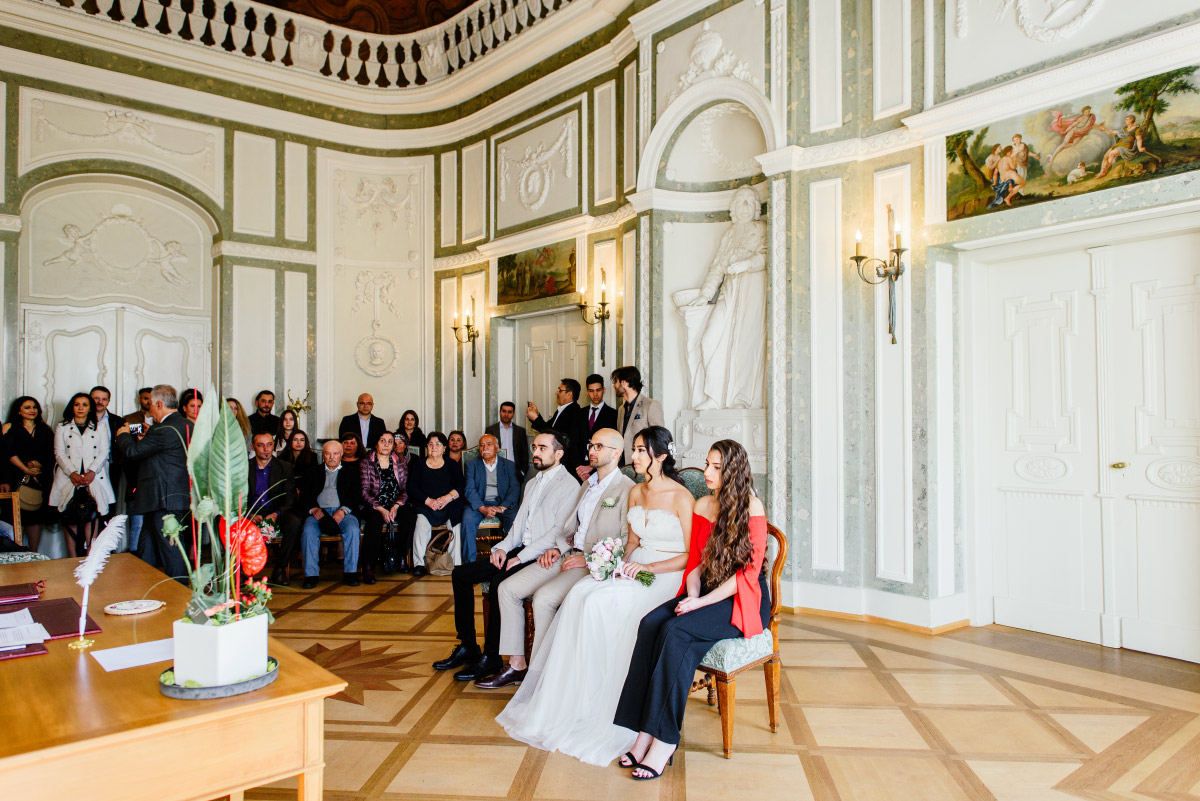 Standesamt Hoechst Frankfurt Hochzeit